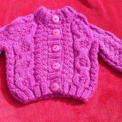 Cute Baby Elephant Blanket Pink