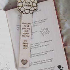 Teacher Bookmark