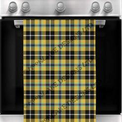Cornwall Cornish Tartan Tea Towels - 100% Cotton Poplin **Exclusive**