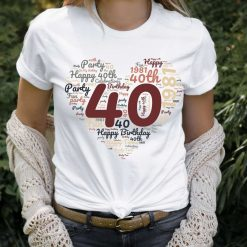 Personalised Wording - Ladies T-Shirt (UK Sizes 8-40) - Design by Handmade By Pixies - Made to Order