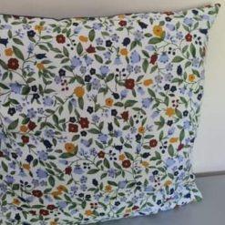 Cushion cover blue