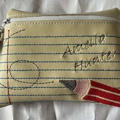 Small Clutch Bag/Pencil Case