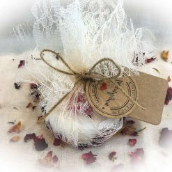 Simply beautiful floral soap