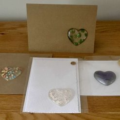 Any Occasion Card with Removable Resin Gift