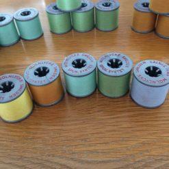 Polyester sewing thread, Molnlycke thread
