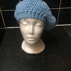 Ladies Crochet Beret