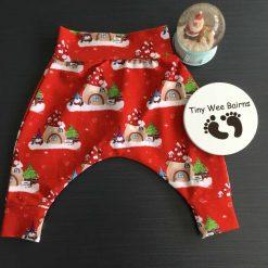 Handmade baby clothes | Christmas tee shirt |