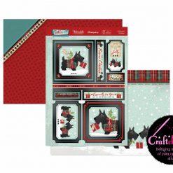 Hunkydory - Christmas Blockbuster 2021 - Festive Fun - A Pawsome Christmas - Luxury Topper Set