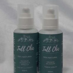 Tall Chic Basic Skincare Set