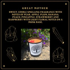 Great Mother - Hand poured candle
