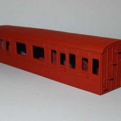 SER - Family/First Saloon (OO - Early Body shell)