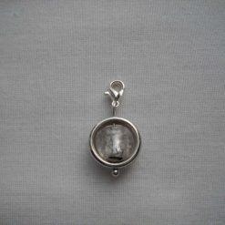 Hoop Bead Charm/Stitch Marker