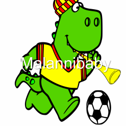 Dino Football fan SVG | Digital File | Cricut | Silhouette | ESP DXF JPG PNG PDF