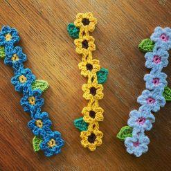 Flower Bookmark