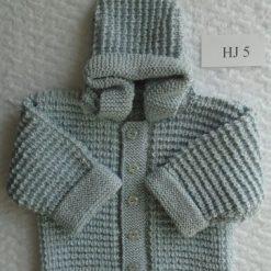Hooded Jacket 5