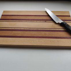 Exotic chopping board