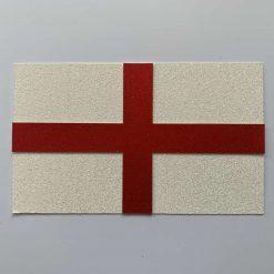 St George's Flag England Cake Topper