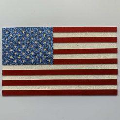 USA Flag Cake Topper