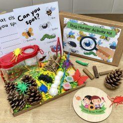 Bug Hunter Kit | Bug Craft | Bug Hotel | Letterbox gift | Activity | Family Fun | Wildlife Gift | Bug Activity Kit