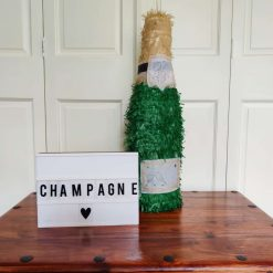 Large Champagne Piñata