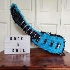 Large Electric Guitar Piñata