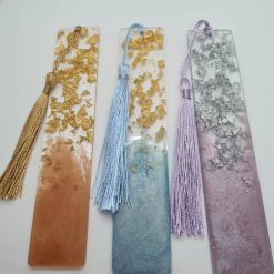 Metalic flake Bookmark