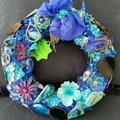 Bejewelled wreath