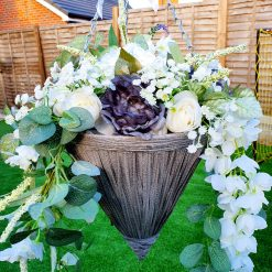 **SAVE £5! Made To Order Artificial Hanging Baskets (Copy)