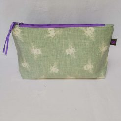 Make Up, Cosmetic Bag, Pencil Case. Handmade Holly Butterfly Bag