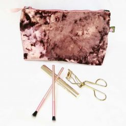 Make Up, Cosmetic Bag, Pencil Case. Handmade Party Night Bag