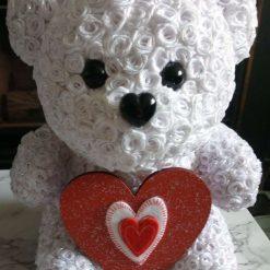 Satin Flower Bear