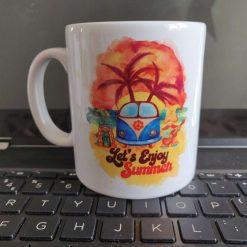 Printed camper mugs