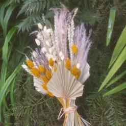 Dried Wedding Bouquets