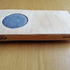 Beatbox - Electro-acoustic, portable drum box/cajon - Natural