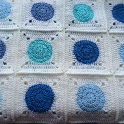 Crochet Spot Blanket