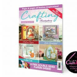 Crafting With Hunkydory - Project Magazine - Christmas Special 2021
