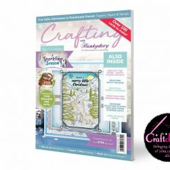 Crafting With Hunkydory - Project Magazine Issue 60 1