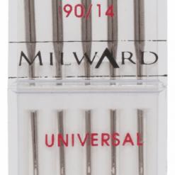 Milward Universal 90/14 - pack of 5 needles