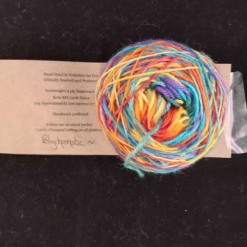 50g BFL 4ply Hand Dyed Chimera Crafting