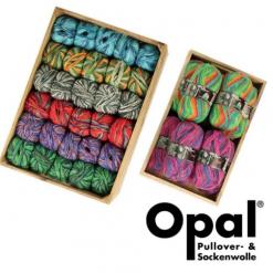 Opal Regenwald 4ply Sock Yarn