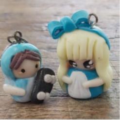 Tiny Doll Pendant