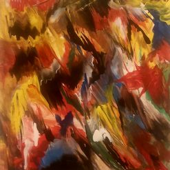 Abstarct Art - inferno 2