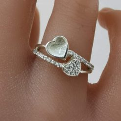 Fiona ring memorial cremation jewellery