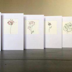 Handmade Wax Cards