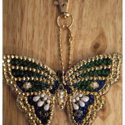 Butterfly Handbag Charm
