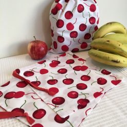 Reusable Fabric Food Storage & Refill Bags - Go to 'Select an option'..... for prices