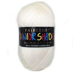 Faircroft Junior Shades DK - 500g Ball - Cream (025)