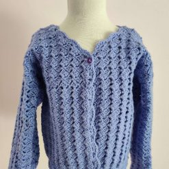 Eloise Lace Cardigan by SerendipityGDDs, for girls aged 6 or 7 2