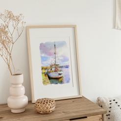 Old boat - Glasson Dock
