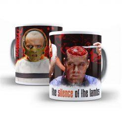 The silence of the lambs horror Coffee Mug Tea Cup